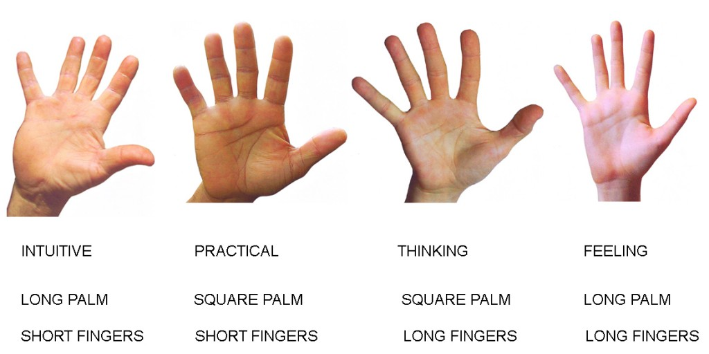 Finger length homosexuality