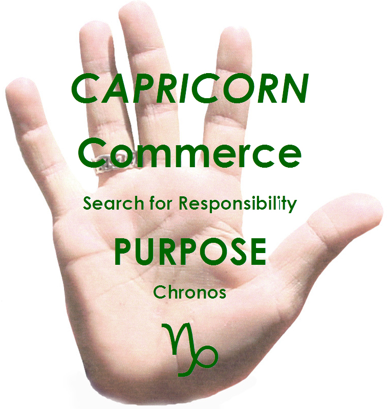 Capricorn - Responsibility and Purpose