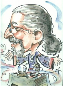 Chris Winter caricature
