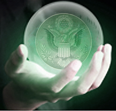 great seal crystal ball